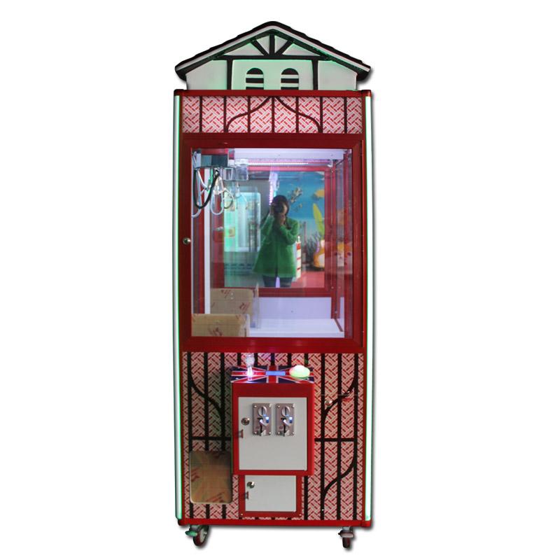 英伦风娃娃机c款 - 广州市卡卡星游乐设备厂 儿童乐园